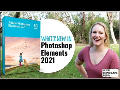 Adobe Photoshop Elements 2021 Review: See all the New Features!
