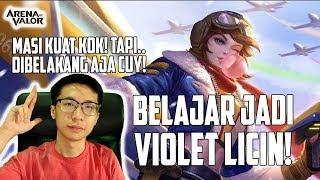 Violet Masih Kuat KOK! Selama Ga Kena Gank! Belajar Sembunyi!