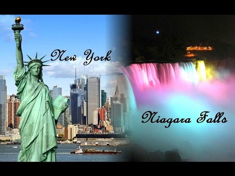 2/1996 - Visita a New York, New Jersey, Niagara Falls