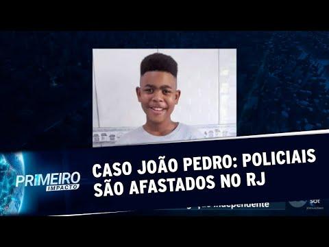 Caso João Pedro: 3 Policiais Foram Afastados No Rio De Janeiro | Primeiro Impacto (26/05/20)