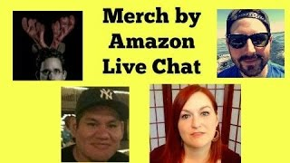 Merch Talk - Merch by Amazon Q & A - Make Money Selling Shirts with Merch