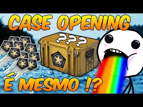 CASE OPENING !? É MESMO !?
