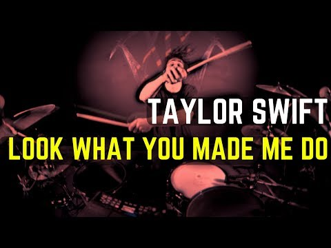 Taylor Swift - Look What You Made Me Do (Our Last Night) | Matt McGuire Drum Cover