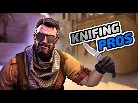 KNIFING PROS in
