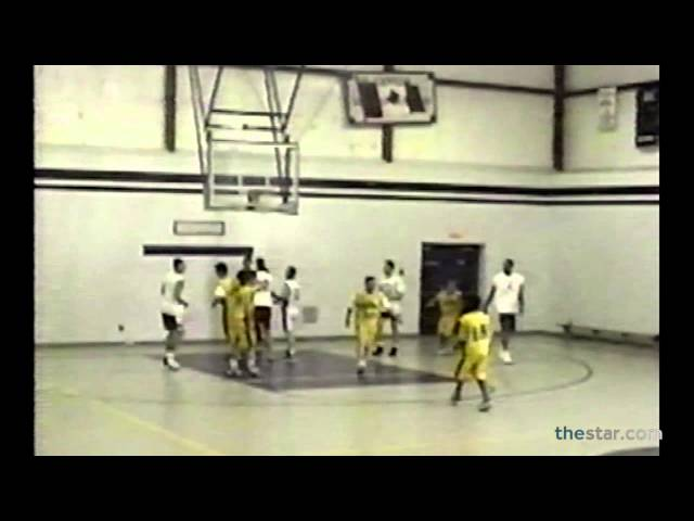 e441f1d04a84 Stephen Curry s Grade 8 season at tiny Toronto school remembered ...