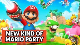 Mario + Rabbids Kingdom Battle Review