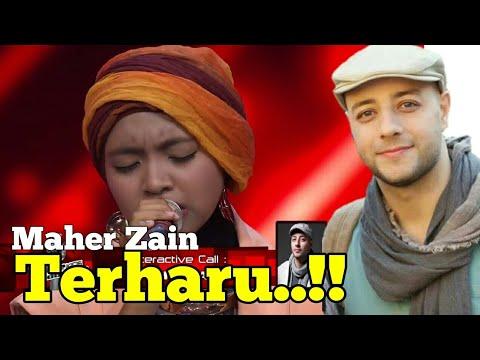Merinding!! Maher Zain dengar Suara Sharla the voice   7 September 2017