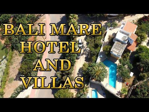 Bali Mare Hotel And Villas Обзор номера-виллы