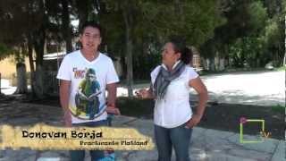 Mi Mundo: Flatland con Donovan Borja