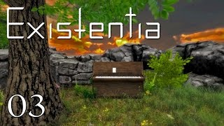Existentia [03] [Die Melodie des Schicksals] [Let's Play Gameplay Deutsch German] thumbnail