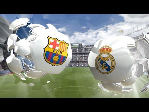 FIFA 15 | Real Madrid vs FC Barcelona - Next-Gen Full Gameplay (1080p