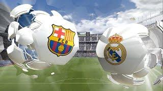 Fifa 14 Gameplay : Ciccio vs Ambrogio ( FC Barcellona - RealMadrid )