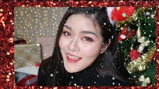 💋Red Velvet Christmas Makeup 🎄☃️🌟 Trang Điểm mùa Giáng Sinh ❄️