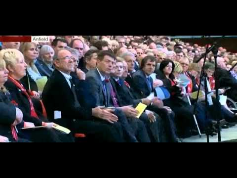 25 Years Hillsborough Memorial - Andy Burnham MP Speech