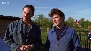 Garden Rescue 2018 Series 3 - Stratford upon Avon - Charle Dimmock vs Rich Brothers