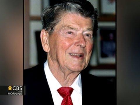 Reagan reveals Alzheimer's diagnosis 19 years ago today