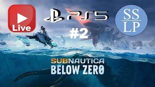 Prawning Time Subnautica Below Zero PS5 #2