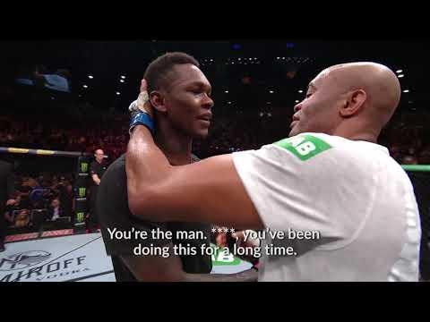 UFC 234: Взлеты и падения