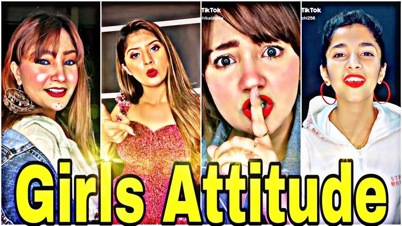 Download Girls Attitude & Girls Power tik tok video   Couple Goals tik tok video   romantic,love tiktok video