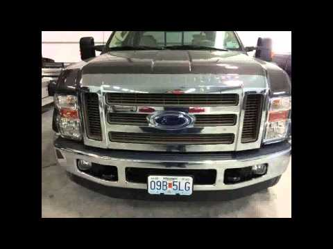 FOR SALE 2008 Ford F-450 Lariat IN PATTONSBURG  MO 64670
