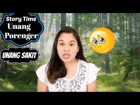 UNANG FOREIGNER - UNANG SAKiT ( story time ) - ( Fil-Am Vlog )