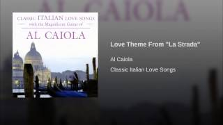 "Love Theme From ""La Strada"""