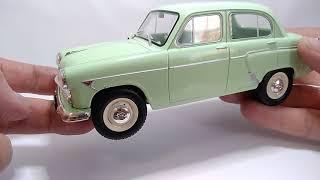 Легендарные советские автомобили №31 - Москвич 403