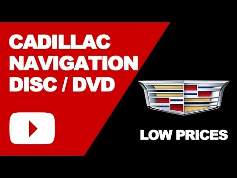 Cadillac Navigation Disc 2017: Cheap DVD Deals - YouTube