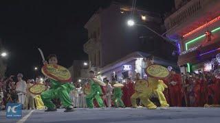 Havana's Chinatown celebrates the Lunar New Year!