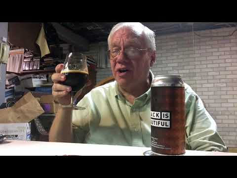 """Thumbnail image for '""""Black Is Beautiful"""" Beer Review: More Brewing'"""