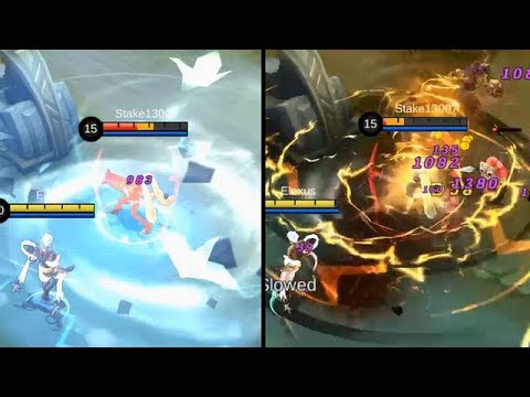 Vale New Cool Skill Effect (Super Optimized) - Update Mobile Legends