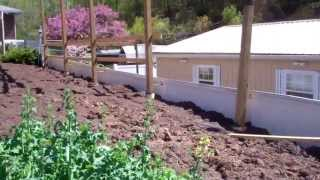 Greenhouse Farming-grape Arbor And Trellis