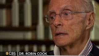 "Dr. Robin Cook -- best-selling medical thriller author -- talks new novel ""Cell"""