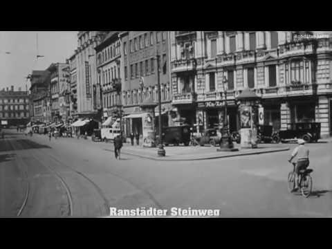 [restauriert] Mit der Straßenbahn durch Leipzig 1931 (#98)