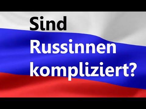 Russinnen sind kompliziert. VIDEO: Partnervermittlung Osteuropa from YouTube · Duration:  4 minutes 8 seconds