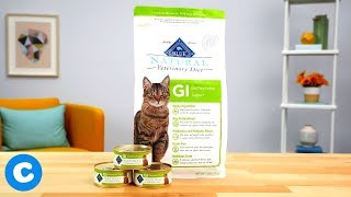 BLUE Natural Veterinary Diet GI Gastrointestinal Support Cat Food