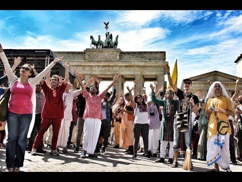 Ratha Yatra Berlin 2017