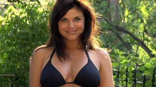 Tiffani Thiessen Is Busy