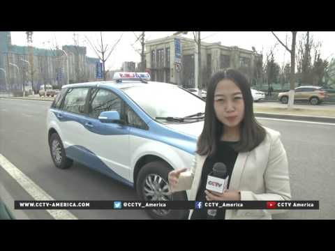 North China's Taiyuan will be first in country with only electric taxis