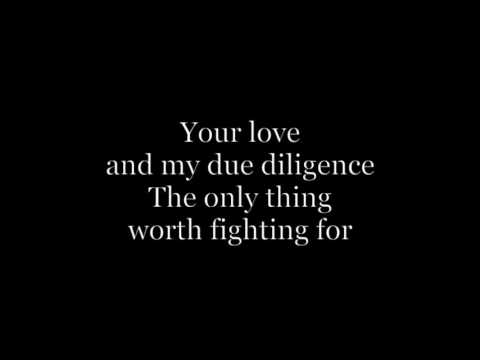 The Only Thing Worth Fighting For (Lera Lynn) – Acoustic karaoke