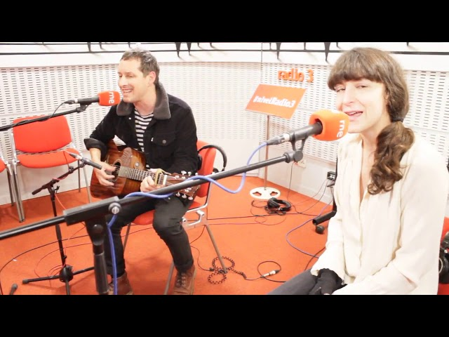 JF Robitaille & Lail Arad - 'Heathrow' live at Radio 3