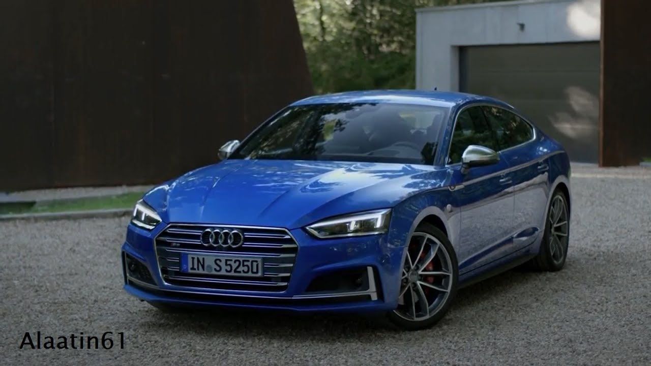 Audi A S Sportback Official YouTube - Audi official