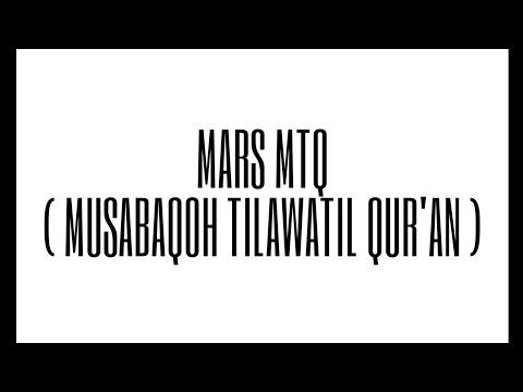 MARS MTQ - LIRIK