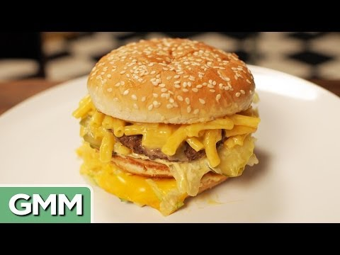Introducing the Big Mac & Cheese
