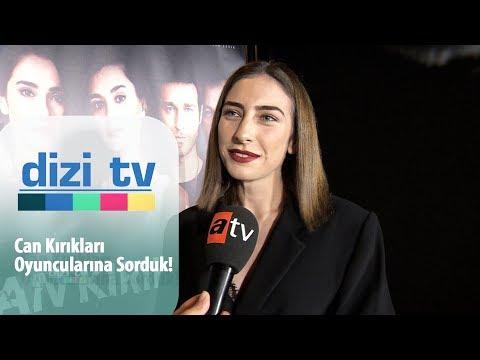 Can Kırıkları Oyuncularına Sorduk - Dizi Tv 608. Bölüm