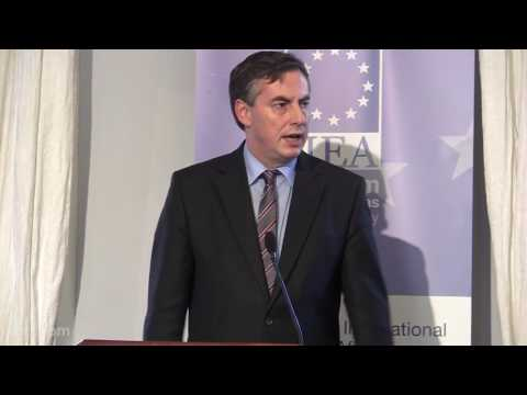 David McAllister   The State of Play of the European Union