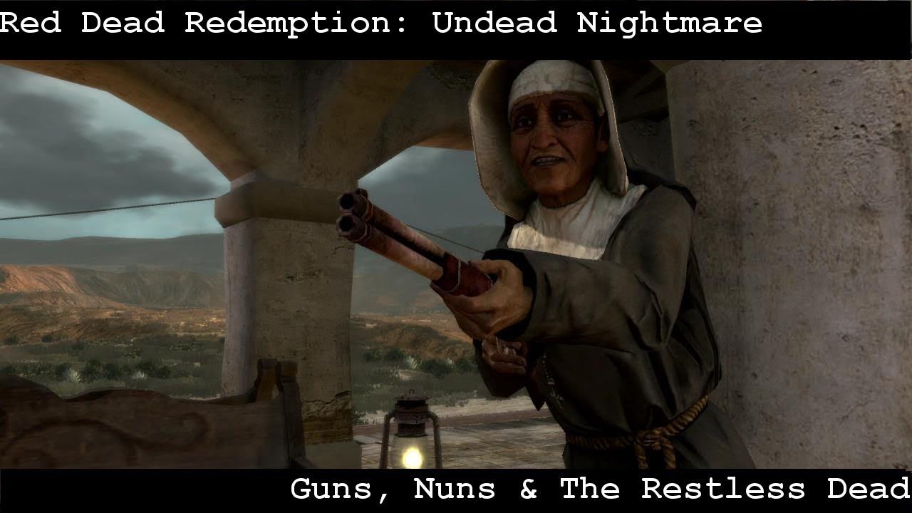 Red Dead Redemption: Undead Nightmare #10