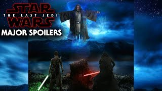 Star Wars The Last Jedi Major Spoilers Revealed NEW