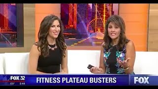 How to Break Through Fitness & Weight Loss Plateaus As Seen on Fox Chicago