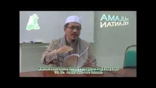 Hukum Solat Diatas Kerusi  -TG. Dr. Abdul Basit Abd Rahman